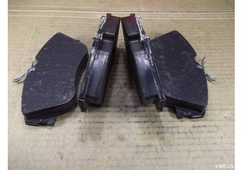 """Колодки тормозные передние невентилируемые 15"""" TRW GDB1092"""