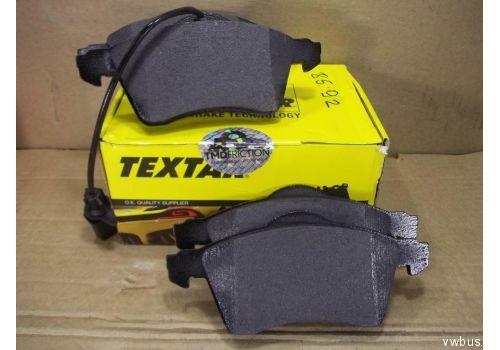 Колодки тормозные передние вентилируемый R15 с дат. 70-Y000001 Textar 2188501