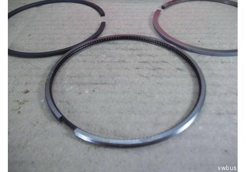 Поршневые кольца 81,01 Std на один поршень MAHLE 02990N0