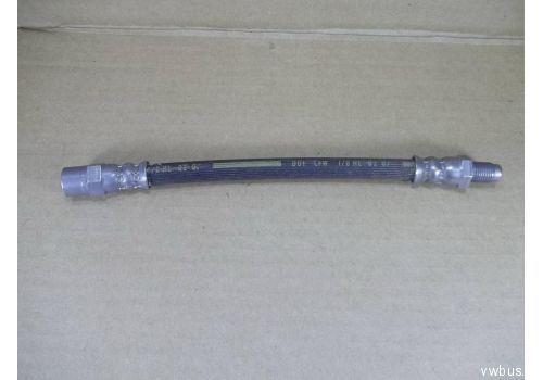 Трубка тормозная резиновая задняя R16 170 mm Corteco 19031068