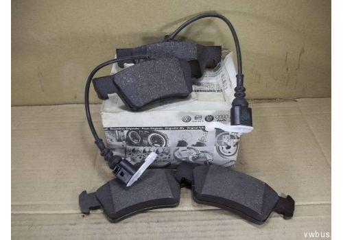 Колодки тормозные задние VAG 7L6698451