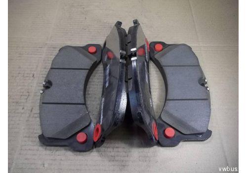 Колодки тормозные задние 2010- VAG 7P6698451